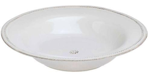 Juliska Berry & Thread Whitewash Rimmed Soup Bowl $36.00