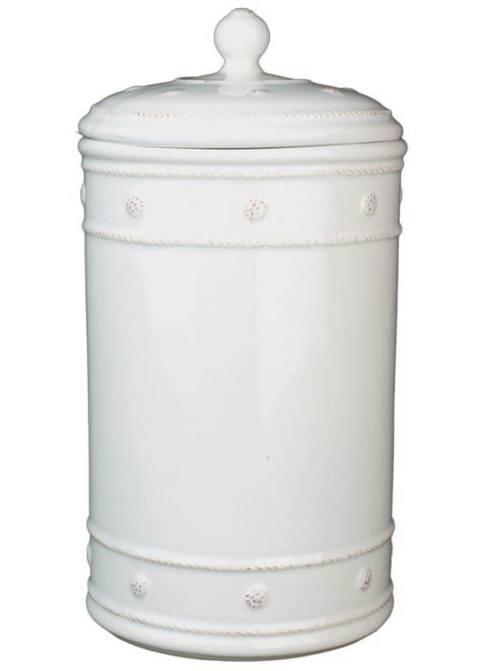 Juliska  Whitewash Canister (Large) $150.00