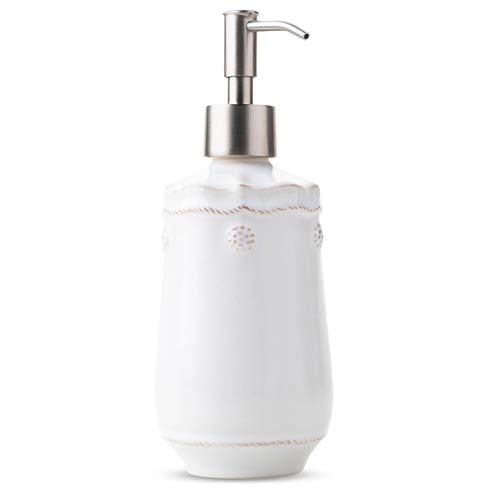 $48.00 Whitewash Soap/Lotion Dispenser