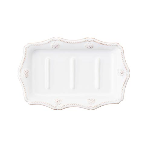 $28.00 Whitewash Soap Dish