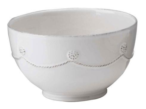 Juliska Whitewash Cereal/Ice Cream Bowl