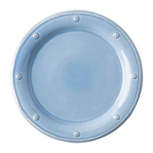 "Juliska Berry & Thread Chambray Dinner Plate  11"" $42.00"