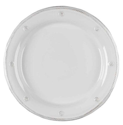 Juliska Berry and Thread Whitewash Dinner Plate (Round) $40.00