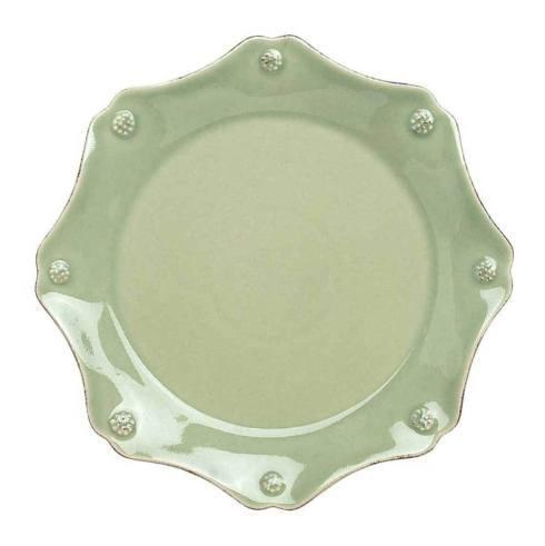 Juliska  Pistachio Green Dessert Plate (Scallop) $38.00