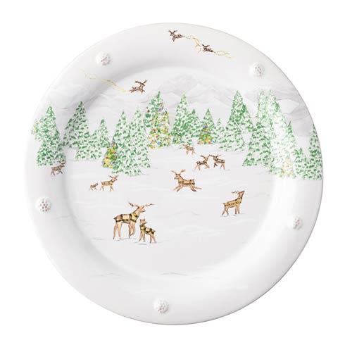 Juliska  Berry & Thread North Pole Dinner Plate $48.00