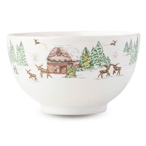 Juliska  Berry & Thread North Pole Cereal/Ice Cream Bowl $36.00