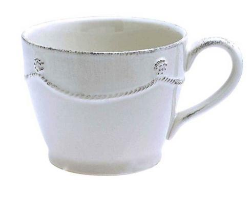 Juliska Berry & Thread Whitewash Tea/Coffee Cup $26.00