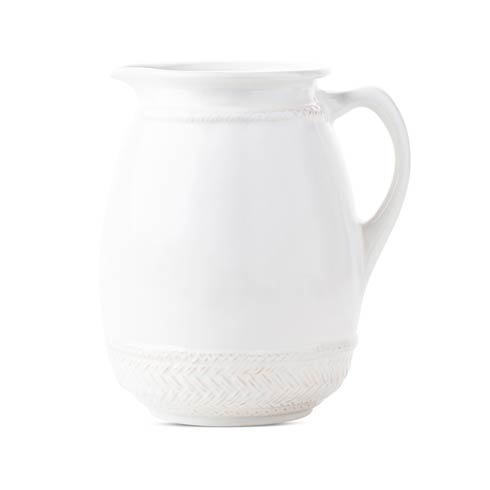 Juliska Le Panier Whitewash Pitcher/Vase $88.00