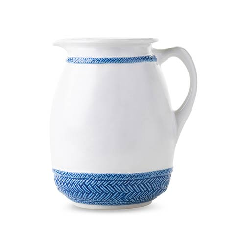 Juliska Le Panier Delft Blue Pitcher/Vase $98.00