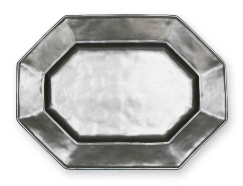 Juliska  Pewter Stoneware Platter (Medium) $58.00