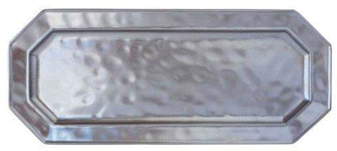 Juliska  Pewter Stoneware Rectangular Tray (Large) $88.00