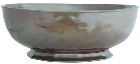 "Juliska  Pewter Stoneware 14"" Serving Bowl $250.00"