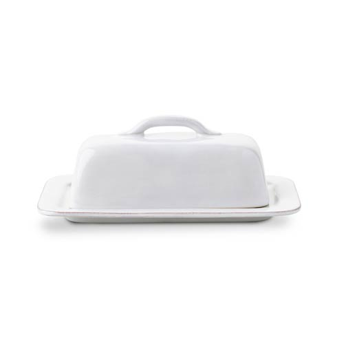 Juliska Puro Whitewash Butter Dish $55.00