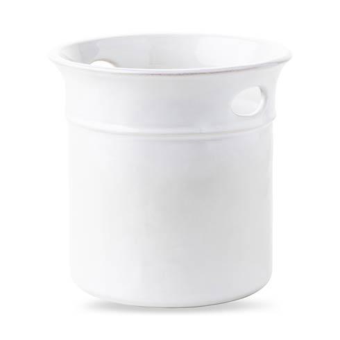 Juliska Puro Whitewash Utensil Crock $68.00