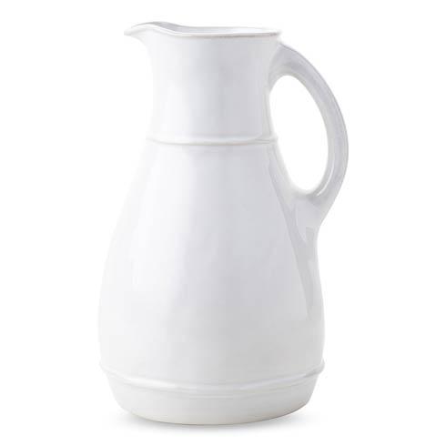 Juliska Puro Whitewash Pitcher/Vase $78.00