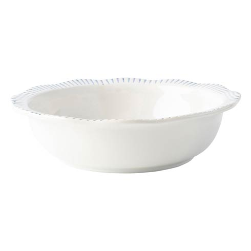 Juliska  Sitio Stripe 12 Serving Bowl Indigo $125.00