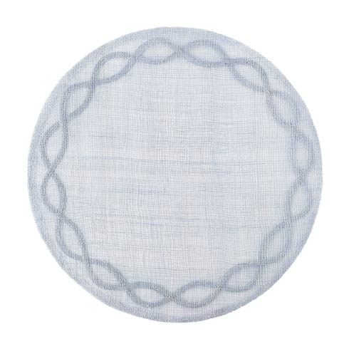 Juliska  Placemats Tuileries Garden Chambray Placemat $18.00