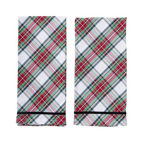 $39.00 Stewart Tartan Kitchen Towel, Set of 2