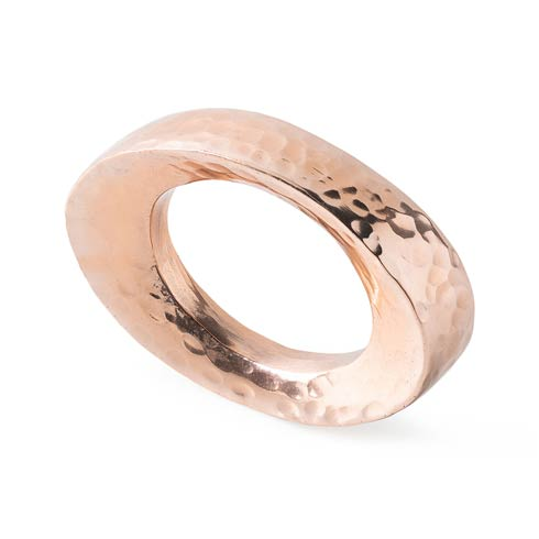 $25.00 Puro Rose Gold Napkin Ring