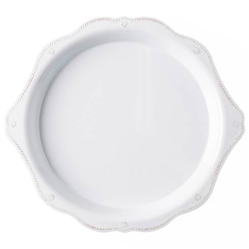 "$58.00 Berry & Thread 17"" Round Platter"