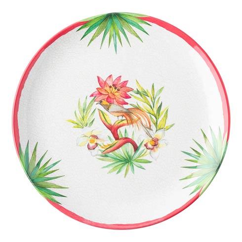 Flora & Fauna Melamine Dinner Plate image