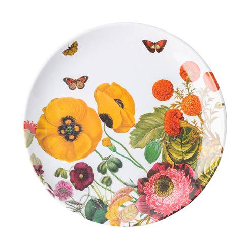 $18.00 Field of Flowers Dessert/Salad Plate