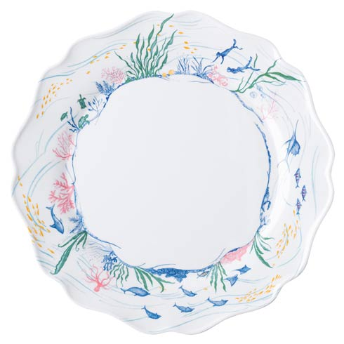 Country Estate Seaside Dinner Plate