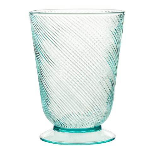 Juliska  Arabella Small Tumbler Sea Foam $15.00