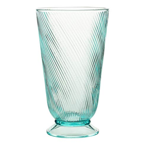 Juliska  Arabella Large Tumbler Sea Foam $17.00