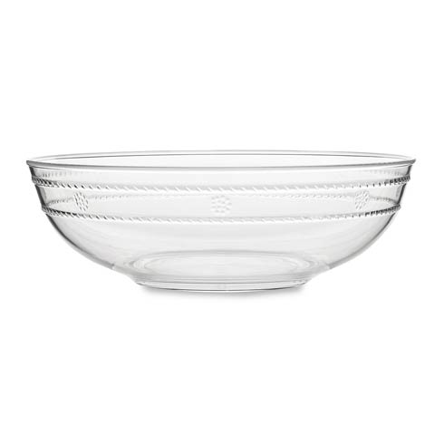 "Juliska  Isabella Acrylic 13"" Serving Bowl $42.00"