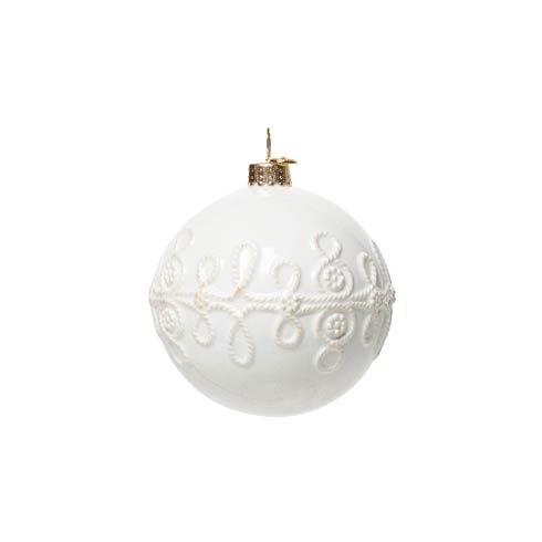 $42.00 Berry & Thread Landriana Ceramic Ball Ornament