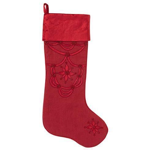$75.00 Berry & Thread Ruby Stocking