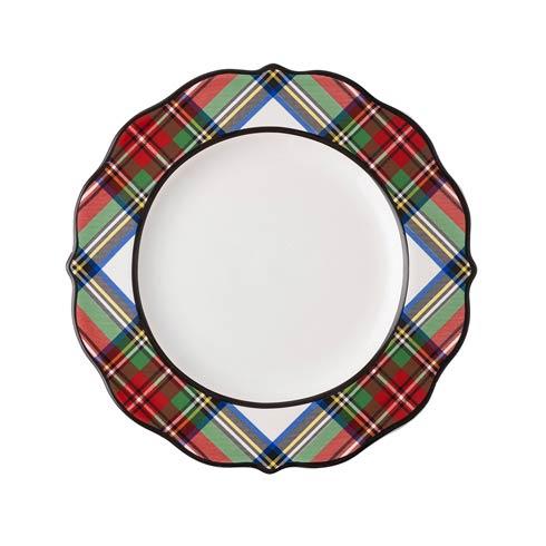 Juliska  Stewart Tartan Dessert/Salad Plate $34.00