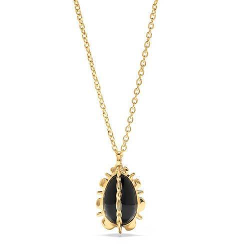 $395.00 Bliss Pendant, Onyx