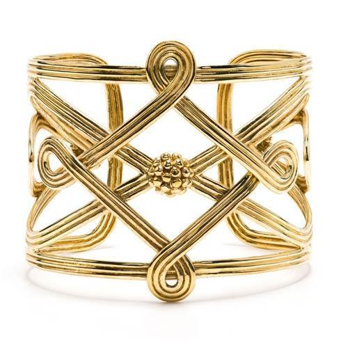 $250.00 Compass Cuff, Gold