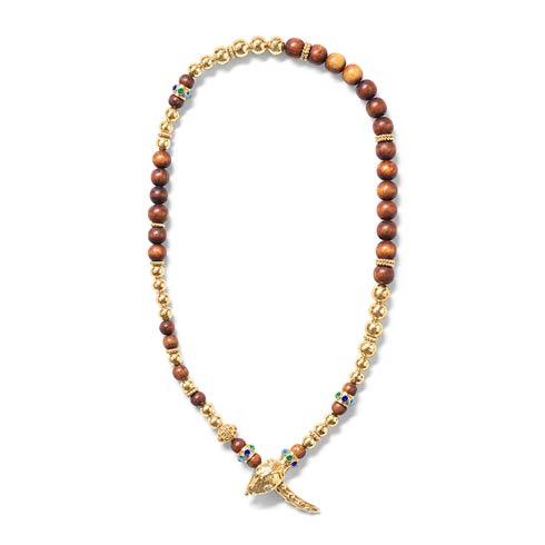 $495.00 Serpentina Lariat Necklace, Jeweled