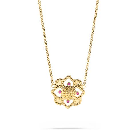 $150.00 Charm Necklace, Ruby