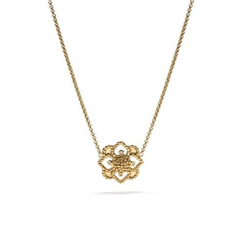 $150.00 Charm Necklace, Gold