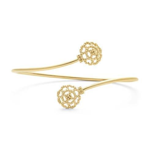 $150.00 Petite Wrap Bracelet, Gold