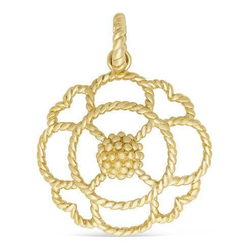 $150.00 Capucine Charm, Gold