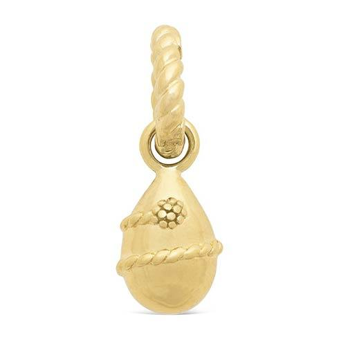 $115.00 Lily Charm, Gold