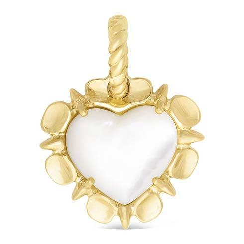 $225.00 Bliss Charm, Mother of Pearl