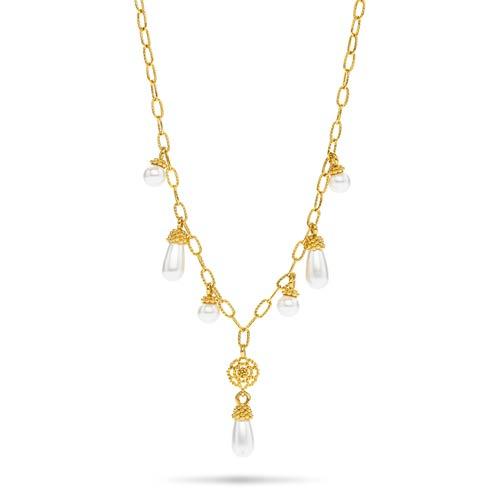 $275.00 Drop Necklace, Pearl
