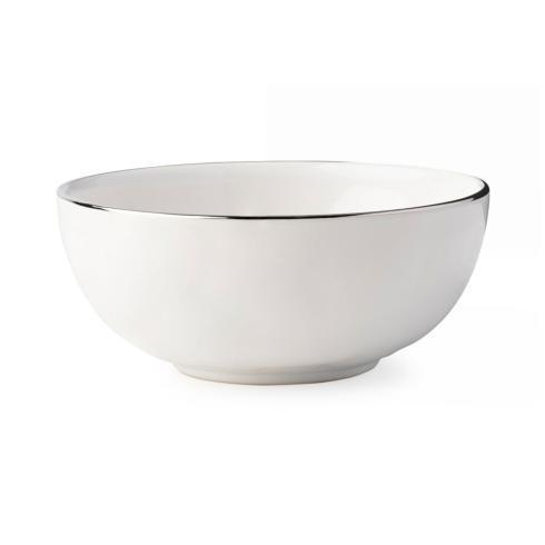 $40.00 Cereal/Ice Cream Bowl with Platinum Rim