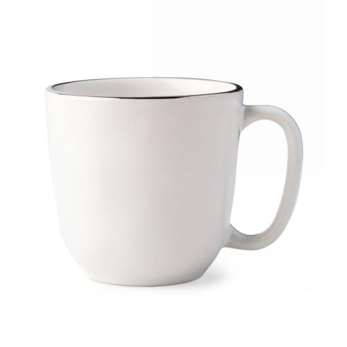 $34.00 Cofftea Cup with Platinum Rim