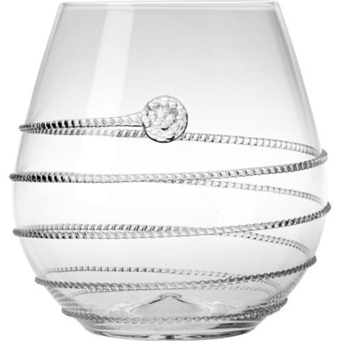 Juliska  Amalia Stemless Red Wine $58.00