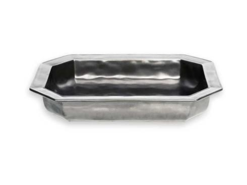 Juliska  Pewter Stoneware Rectangular Baker $85.00