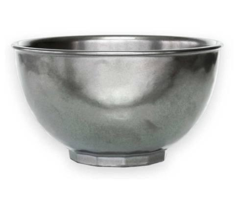 Juliska  Pewter Stoneware Cereal/Ice Cream Bowl $36.00