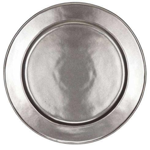 Juliska  Pewter Stoneware Charger Plate $75.00