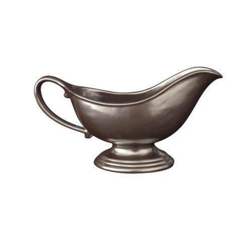 Juliska  Pewter Stoneware Sauce Boat $68.00